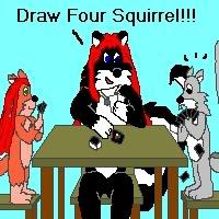 draw four!