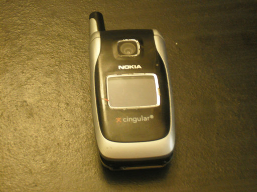 Long live the orange Cingular Man!
