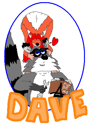 dave raccoon