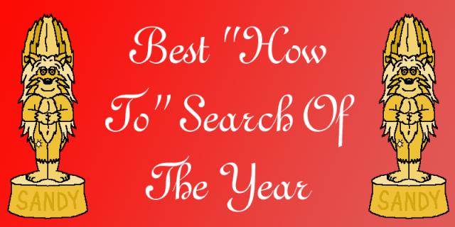 award how