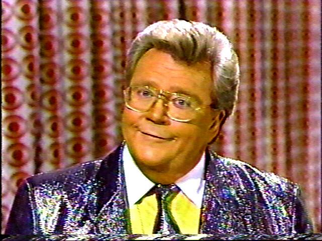 has anyone ever seen Rod Roddy and Elton John in the same place at the same time?