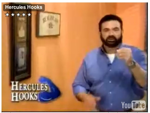 Oh, if only we still had Billy Mays to hook the masses on the next complete piece of shit invention.