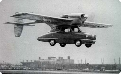 If man is still alive, he will still not have a flying car in the 26th century...