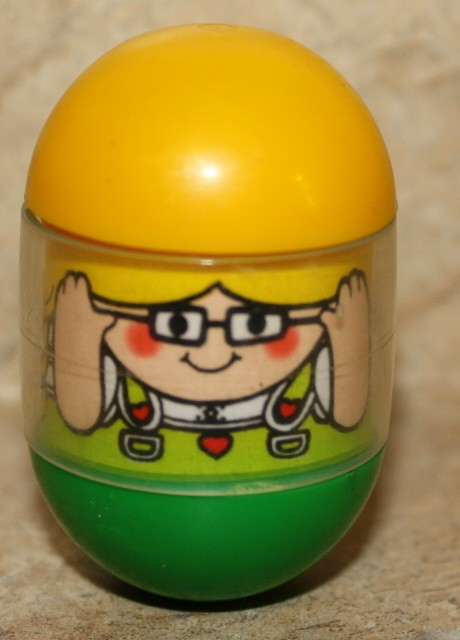 A Weeble in name only.
