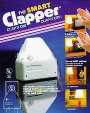 Coming soon... The Fucking Brilliant Clapper.