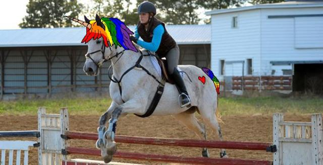 Exclusive footage from the Olympics Triplecast White Channel.  And you thought equestrian couldn't be anything but boring!