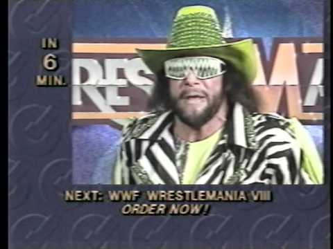 """My search did spit out this image of """"The Macho Man"""" Randy Savage, so it wasn't a complete waste of time."""