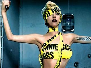 Or by Lady Gaga's fashion designer.