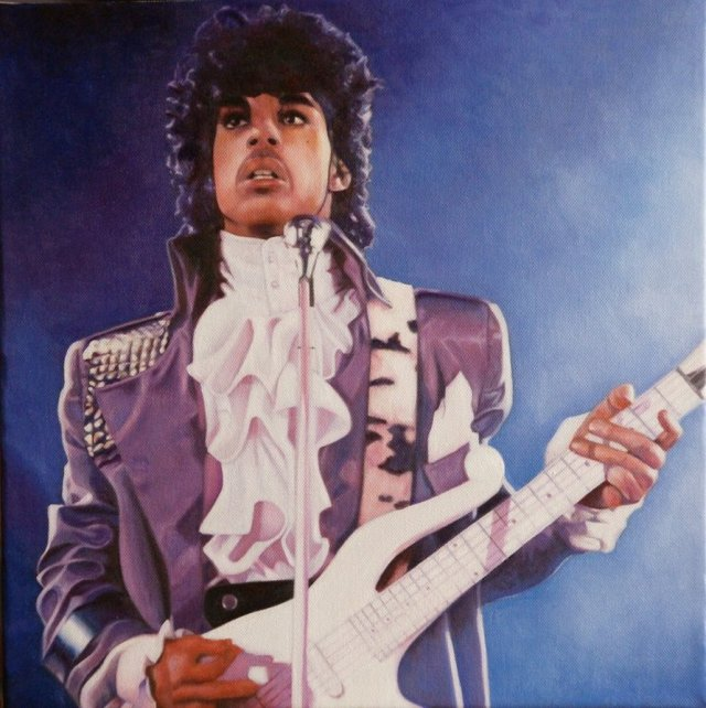 Prince was too busy singing at The World Series of Love.
