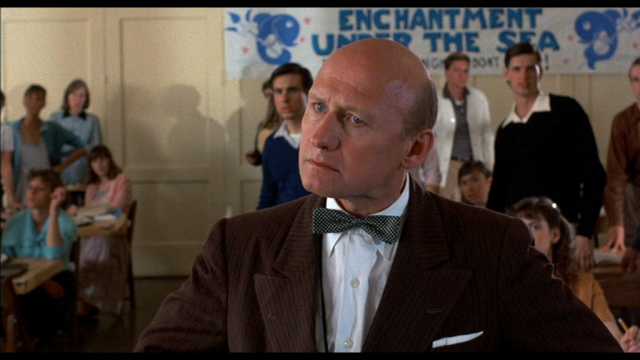 Yeah, Principal Strickland!  He did more than just Back To The Future and Top Gun.... he was no slacker!