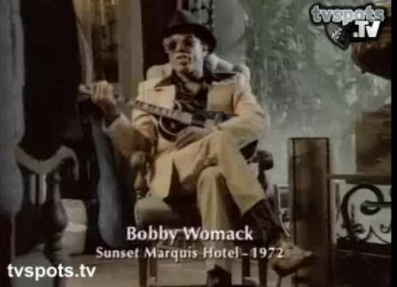 Who in the hell is Bobby Womack?