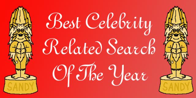 award celebrity
