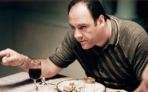 Oh, you own this fine restaurant, Mr. Soprano?  Uhhhh, keep up the good work, sir!