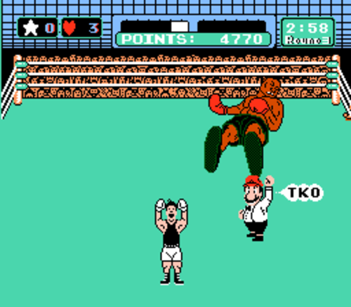 Little Mac... inspiring midgets since 1987.