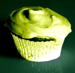 Oh, that sweet green icing...