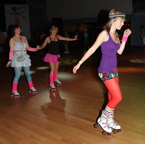 Roller Derby Outfits Jpg 500x495 70s