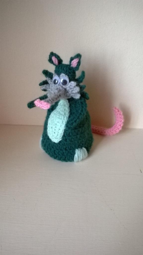 crochet buster