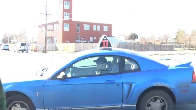 Mustangs so fast you'll freak!