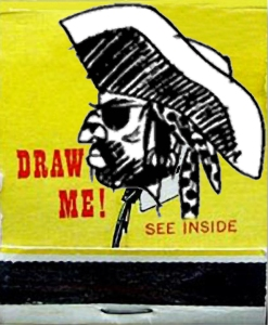 matchbook pirate