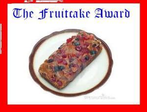 the-fruitcake-award