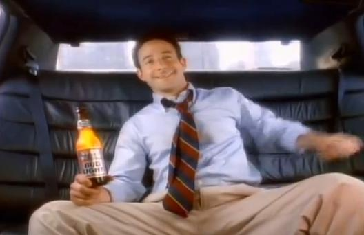In a limo this small!  Now drive on, Jeeves until you come across a sexy hooker for me to share my bounty with!