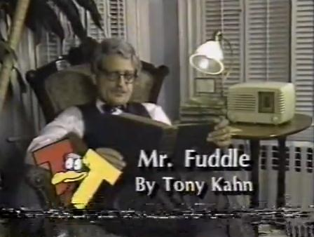If you understand this Mr. Fuddle reference, or even remember the awesome Turkey TV, then I just want to say that I fucking love you to death!