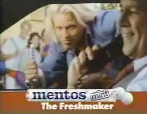 Mentos:  The Carjacker