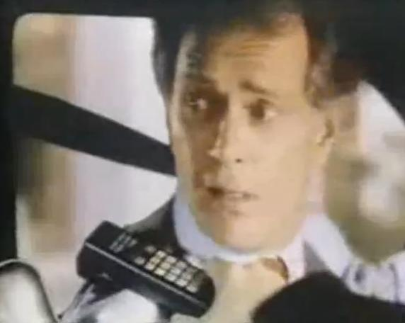 Don't make me call the sheriff on this brand new state of the art cell phone I have here!