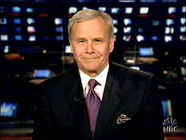 Which of course is funny in some lameass way if you know that Tom Brokaw was the anchor for NBC Nightly News at the time...