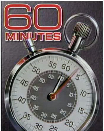 Alrighty, Q.  Let's see you do the theme to 60 Minutes!