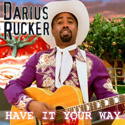 A Darius Rucker/Pat Monahan duet might be the death of rock and roll music.