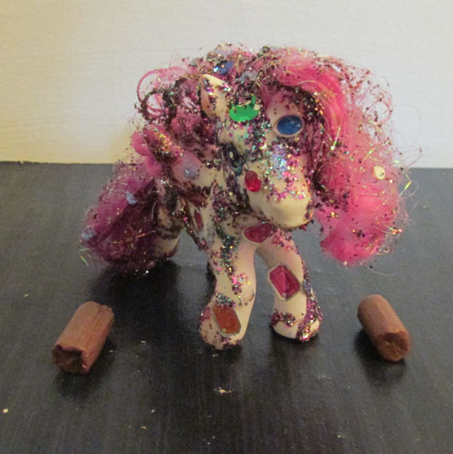 I find this to be completely demeaning to Sparkleponies!