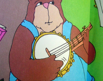 You know, Bashful, you might be more sociable if you put away the damn banjo.