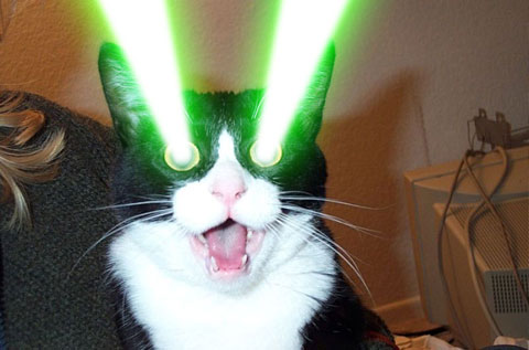 Get those eye lasers ready...