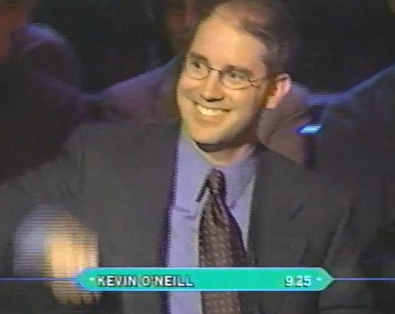 "Kevin O'Neill, starring in ""Real Men of Genius."""