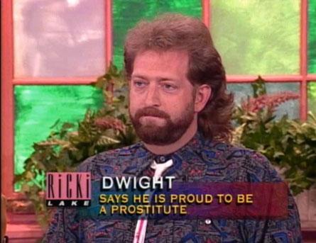 ¡Señor Dwight es muy caliente.... ay yi yi!