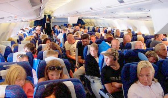 A plane full of my followers headed to the Sydney Opera House...
