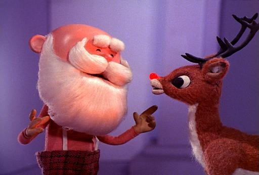 Santa!  Please tell Blitzen to get those tweezers out of my ass!