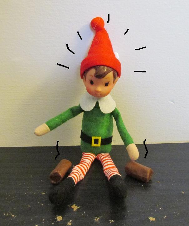 elf turds