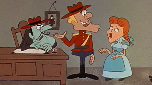 As usual, it's Snidely's fault for not keeping a safe following distance behind my horse.