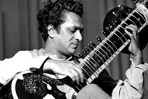 The sitar that solved a thousand crossword puzzles.
