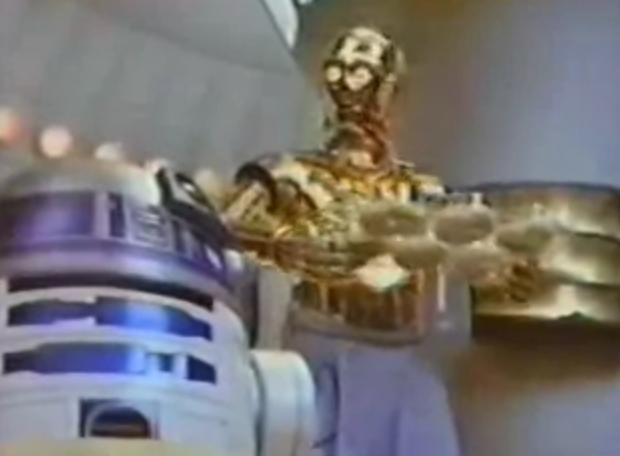 We'll call them C3PO's.  Yes, I was programmed to be an egotistical asshole.  Why don't you shove that up your hard drive and process it!