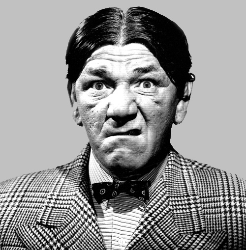 They broke the mold when they made Shemp.