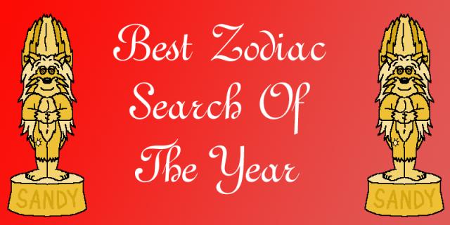 award zodiac
