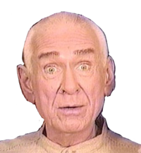 Marshall Applewhite, suicidal cult leader and ESN peeping tom.