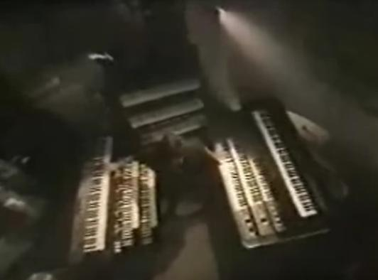 You could make 50 Casio keyboards from all that equipment. And the Bossa Nova beat button would still sound like ass...