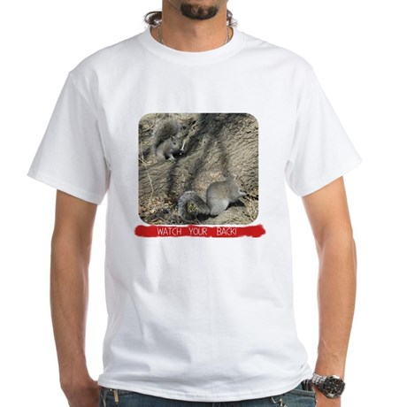 You could even own it on a shirt if you really wanted to scare your friends...