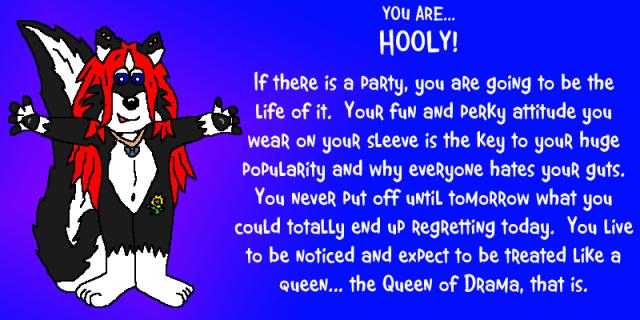 hooly quiz