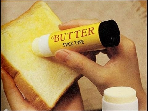 "From the makers of ""Unbelievable!  This Is Not Butter!®"""
