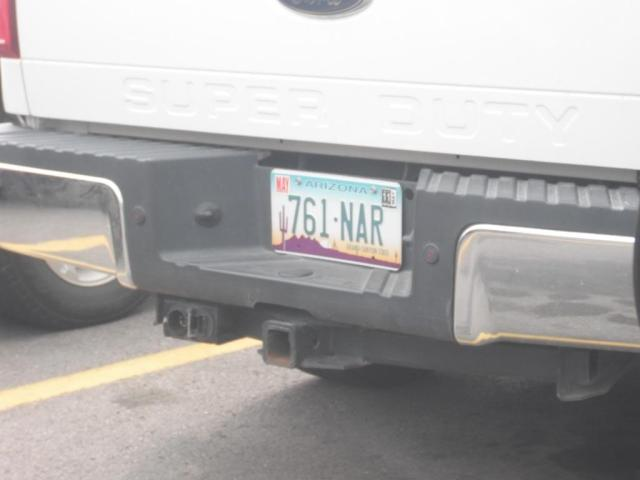 arizona plates